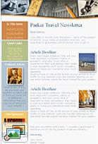 free employee newsletter template